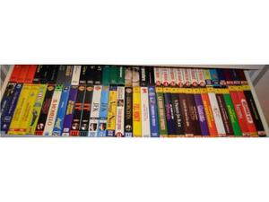 Commedia Cartoni Documentari Gialli Thriller VHS