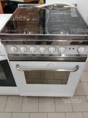 Cucina Lofra 4 fuochi con forno elettrico
