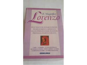 Il Magnifico Lorenzo (cofanetto di 8 volumi, )