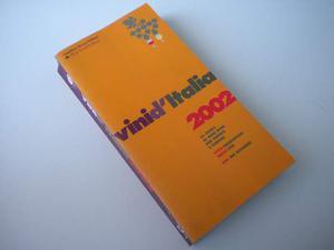 Libro Vini d'Italia  Gambero Rosso Editore