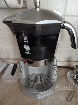 Macchina caffè Bialetti Mokona grigia