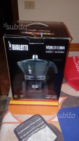 Macchina espresso mokissima bialetti