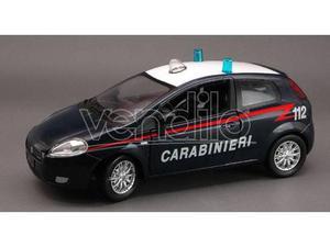 New Ray  FIAT GRANDE PUNTO CARABINIERI 1:24 Modellino