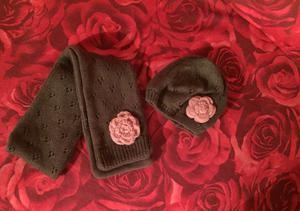 Stock scarpette cappello bimba