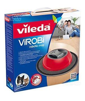 Vileda Virobi Robotic Mop NUOVO