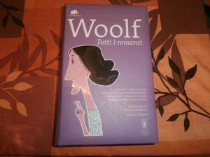 Virginia Woolf, tutti i romanzi