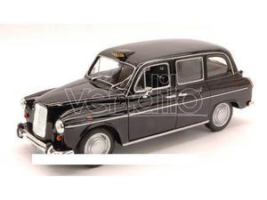 Welly WE AUSTIN FX 4 LONDON TAXI BLACK 1:24 Modellino