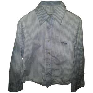camicia a righe - striped shirt by armani junior