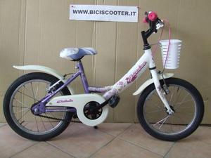 """Bicicletta GALANT 16"""" BIMBA USATA tipo di bicibici da"""
