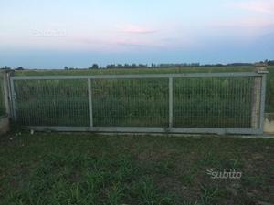 Cancello 7 metri