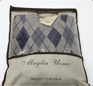 """STOCK ABBIGLIAMENTO MAGLIERIA UOMO """"MADE IN ITALY"""""""
