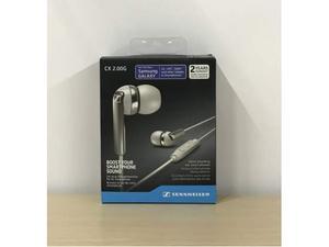 """Sennheiser CX 2.00g WHITE-BLACK """"Ear Canal"""" - Ex Demo"""
