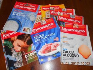 Altroconsumo rivista Euro 1