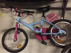 Bicicletta bambina 4-7 anni btwin