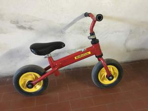 Bicicletta per bambino senza pedali