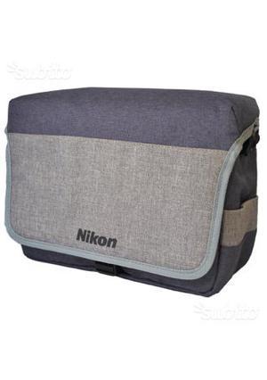 Borsa Nikon System Bag nuova e originale