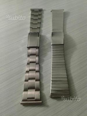Bracciali per orologi vintage