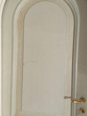 Porta dipinta posot class - Porta ad arco ...