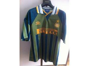 Rara terza maglia Inter verde