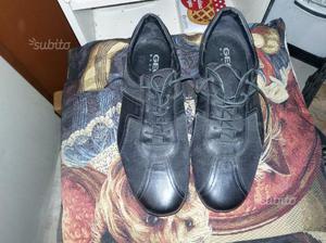 Scarpe da uomo geox nere originali