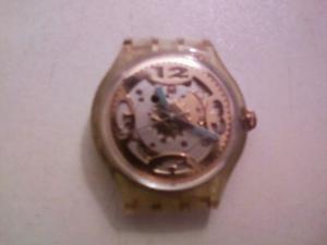 Vendo orologio Swatch automatico usato funzionante movimento