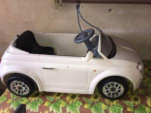 Auto elettrica per bambini 12v fiat 500