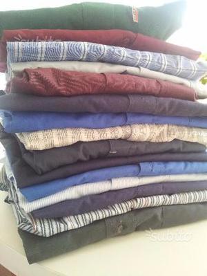 Camice e jeans taglie forti