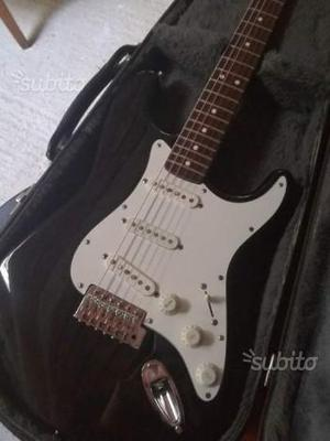 Fender Squier stratocaster made in Messico '93
