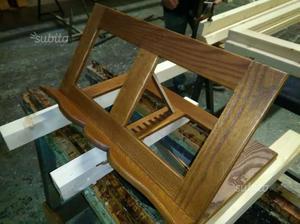 Legg o da tavolo antico posot class - Costruire un leggio da tavolo ...