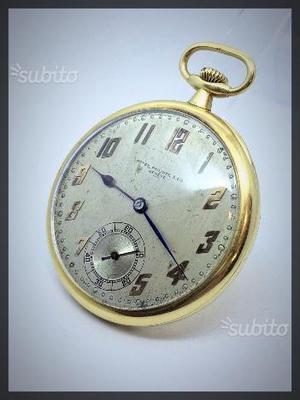 Patek Philippe orologio in oro 18kt del