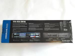 Processore x voce TC HELICON VOICE LIVE RACK