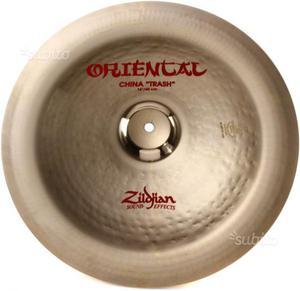 "Zildjian ORIENTAL CHINA TRASH 16"""