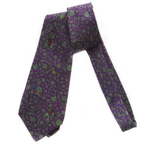 cravatta viola ferragamo