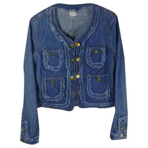 moschino giacca jeans tg. 46