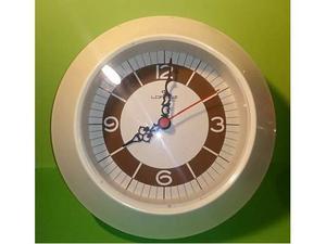 () orologio da muro parete lorenz anni 70 vintage