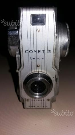 BENCINI COMET 3 anni 50'