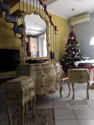 Camera da letto barocco veneziano posot class - Camera da letto veneziano barocco ...