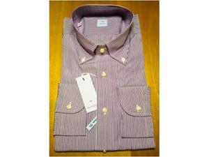 Camicia nuova uomo Bonser, tg 43=XL