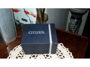 Scatola box orologio citizen