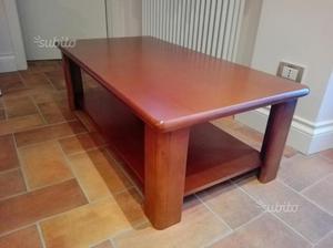 Tavolino in legno massello