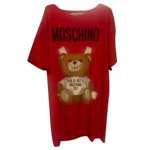vestito moschino nuovo con orso