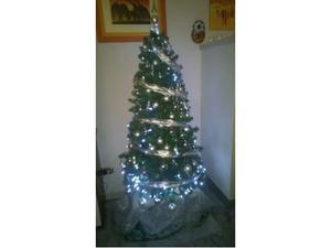 Albero di Natale sintetico h 150