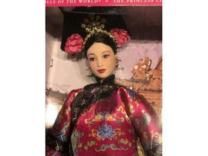 Barbie da collezione Princess of China completa di scatola