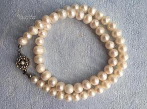Collana di perle coltivata in acqua dolce in Cina