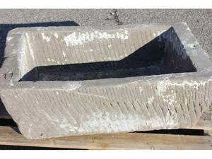 Grande vasca in pietra arenaria cm.818x50 h 29 n11 lavandino