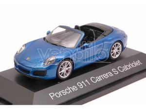 Herpa HP PORSCHE 911 CARRERA S CABRIOLET  METALLIC