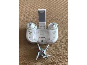 Mini drone wifi RTF e FPV,mai usato con videocamera