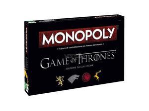 Monopoly Game of Thrones Collezione Versione Italiana