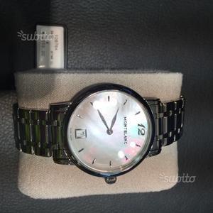 Orologio Montblanc quarzo pix nuovo