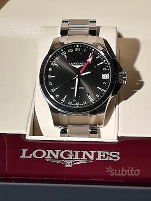 Orologio Originale Longines Conquest L